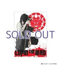 LUPIN THE IIIRD 血煙の石川五ェ門 B3クリアポスターセット