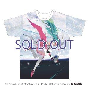 画像1: 【予約受付終了】GALAXY LIVE 2020 フルグラフィックTシャツ/B
