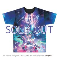 【予約受付終了】GALAXY LIVE 2020 フルグラフィックTシャツ/A